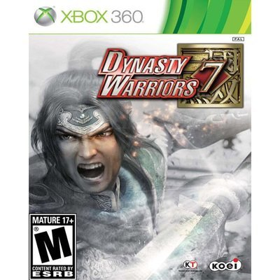 XBOX 360 Dinasty Warriors 7