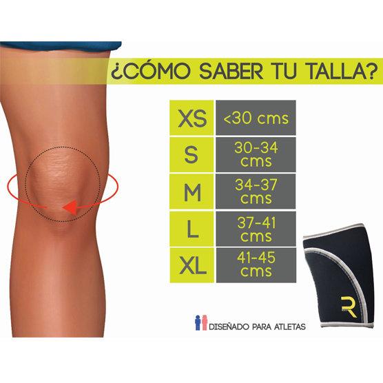 Rodilleras de Neopreno Guatemala Ideales para CrossFit y Levantamiento de pesas