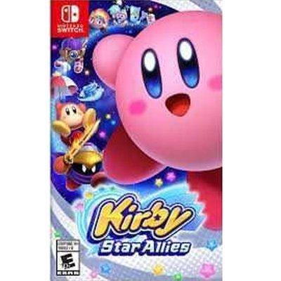Switch Kirby Star Allie