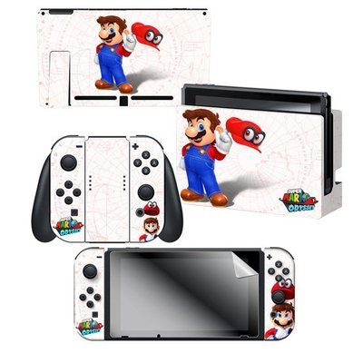 Switch Skins + Protector