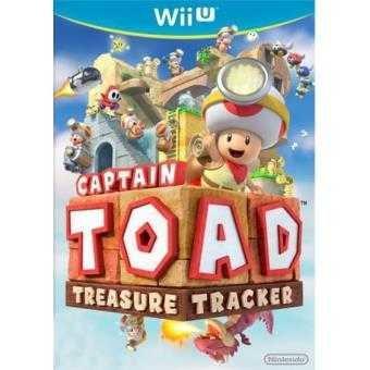 WiiU Captain toad treasure tracker