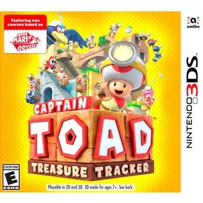 3DS Captain Toad Treasure Tracker
