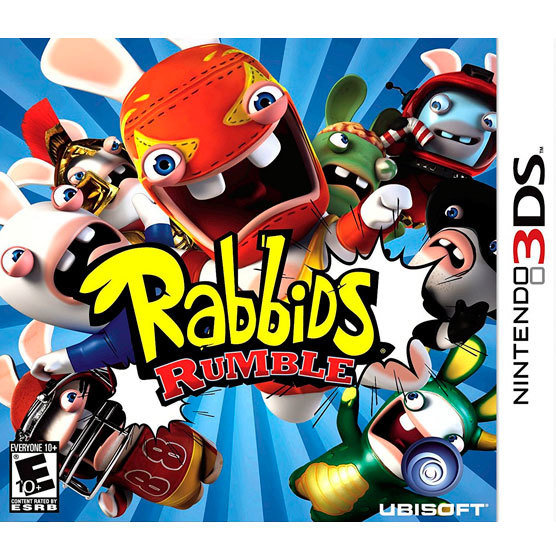 3DS RabbiDS Rumble