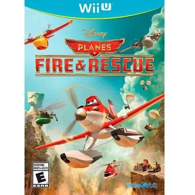 WiiU Planes fire & rescue