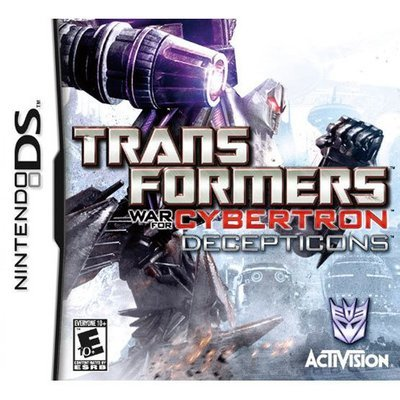 DS Transformers war for Cybertron