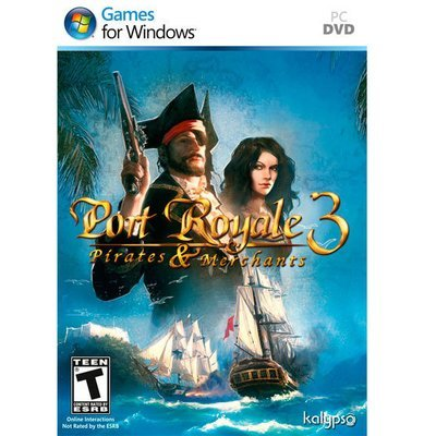 PC PORT ROYALE 3 PIRATES & MERCHANTS - PC/DVD