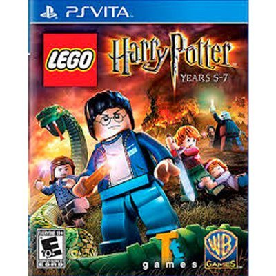 Vita Lego harry potter years 5-7