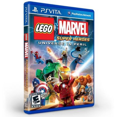 PS VITA Lego Marvel Super Heroes