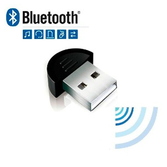Adaptador Bluetooth USB V2.0