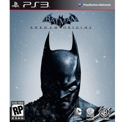 PS3  Batman Arkham Origins