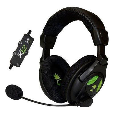 Audifonos XBOX 360/ PC Gaming con microfono USB Turtle Beach USA