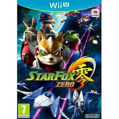 WiiU Star Fox Zero (1 juego)