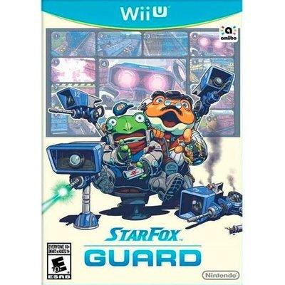 WiiU Star Zero Fox Guard