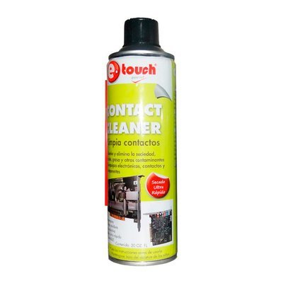 Spray Contact Cleaner. Limpia contactos 20 oz