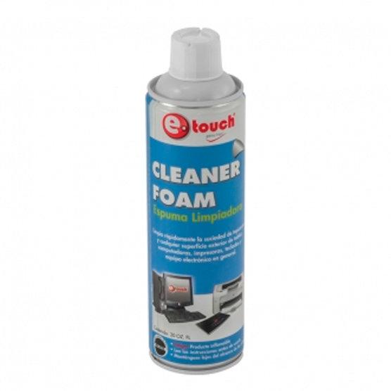 Spray Cleaner Foam. Espuma limpiadora 20 oz