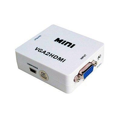 Adaptador VGA 2 HDMI