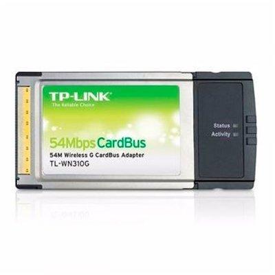 TP-LINK TARJETA PCMIA Wireless  54MBPS (tl-wn310G)