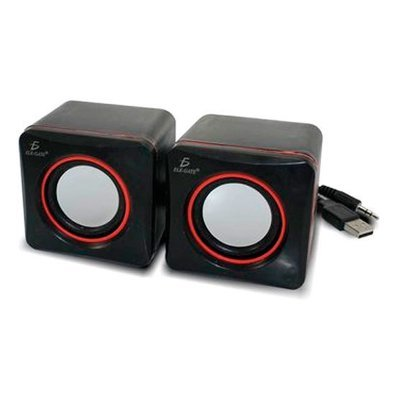 BOCINAS PORTATILES USB CUADRADA (g-system)