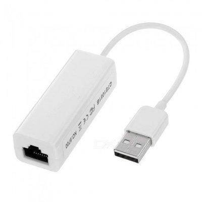 Adaptador USB / Rj45 10/100M