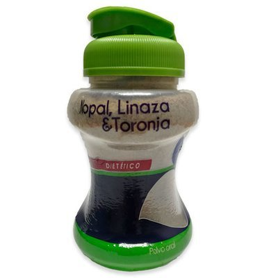 Base Natural Smoothie de Nopal, Linaza y Toronja (300g)