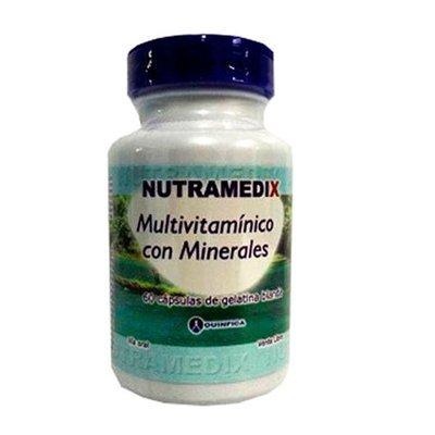 Multivitaminico y Minerales (60 capsulas)