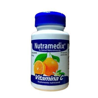 Vitamina C (60 capsulas)