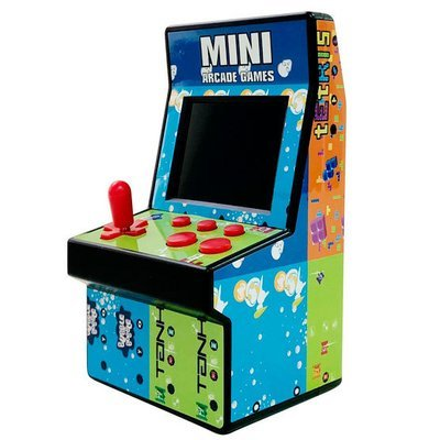 Mini consola Arcade (200 juegos) 8 bit