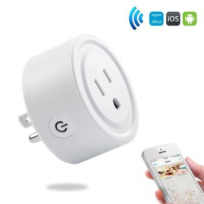 Enchufe Inteligente Mini Smart Socket WIFI. Vence 14 Octubre