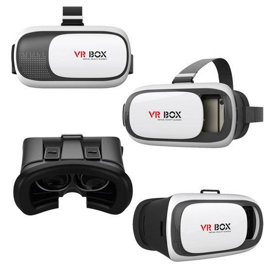 Consola Celular 3D: Control Bluetooth Ipega + Lentes VR BOX 2