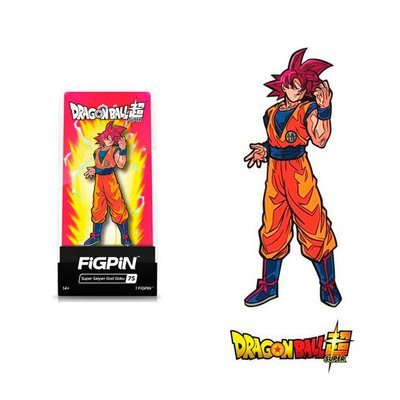 Dragon Ball Z SUPER SS GOD GOKU