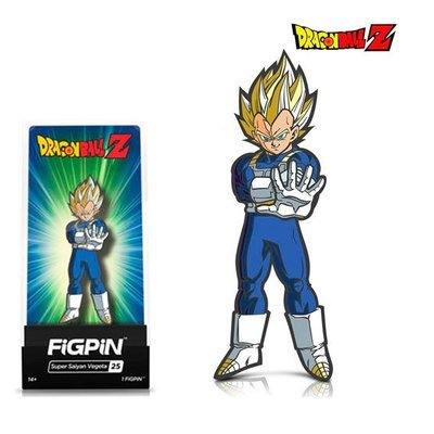 Dragon Ball Z SS VEGETA