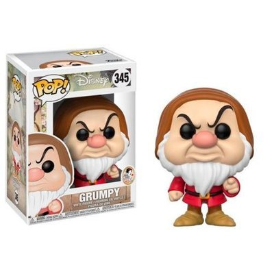 Funko Pop Disney Grumpy - 345