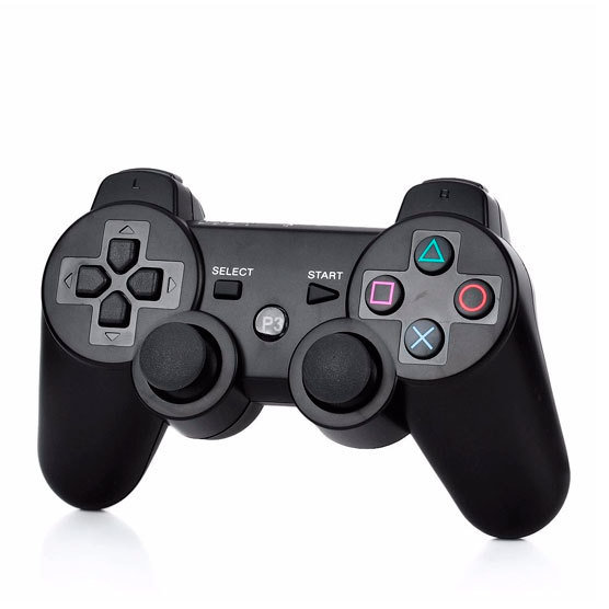 Control Inalambrico Negro PS3 (Hydra Usa)