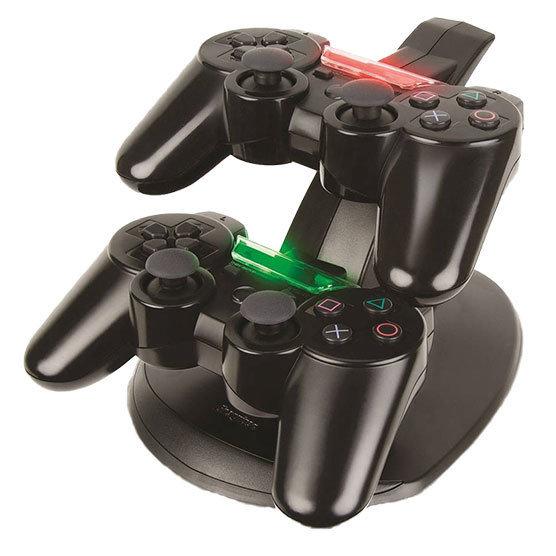 Combo 2 Controles Inalámbricos y Cargador PS3