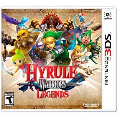 3DS Hyrule Warriors