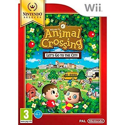 WII Animal Crossing