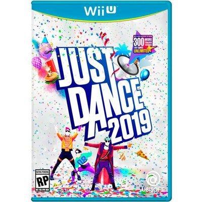 WIIU Just dance 2019