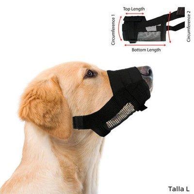 Bozal para Perro Ajustable Comodo Talla M (28002)