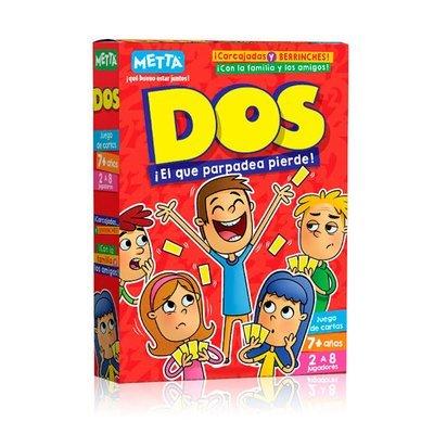Juego de Tarjetas DOS