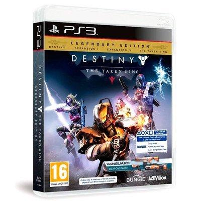 PS3  Destiny The Taken King LE