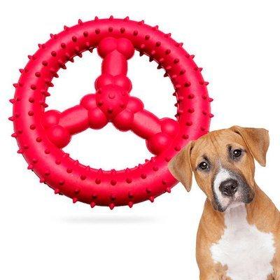 Juguete para Perro Disco Volador de Caucho (140017)