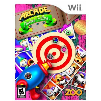 WII Arcade Shooting Gallery (sobre)