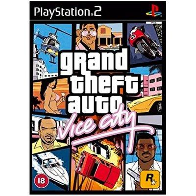 Grand Theft Auto vice city (usado garantizado)