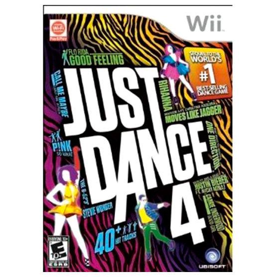 WII Just Dance 4 (usado garantizado)