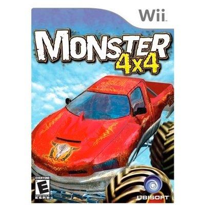 Monster 4 x 4 World Circuit (usado garantizado)
