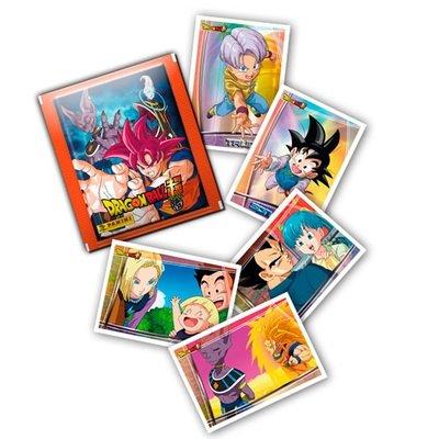 Dragon Ball Z Sobre de Estampas Album Panini