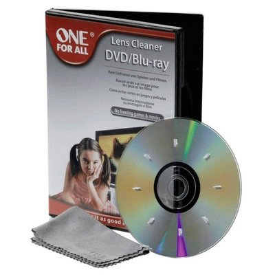 Lens Cleaner Dvd / bluray