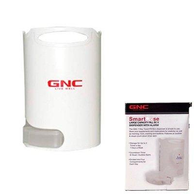 GNC, Dosificador de pildoras con alarma