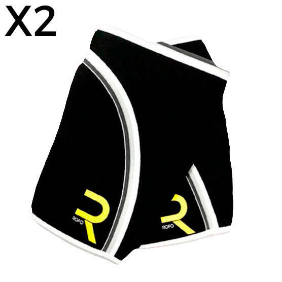 Combo 2X1 Rodilleras de Neopreno CrossFit 7mm (2 Unidades) 7401147907529 x2