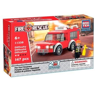 Fire First response